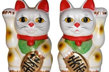 manekineko amuletos chinos 7403237