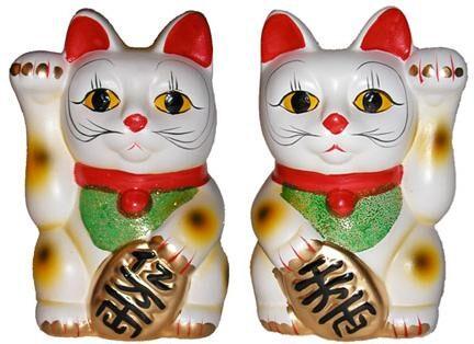 manekineko amuletos chinos 8496607