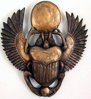 amuleto protector escarabajo egipcio 7249295