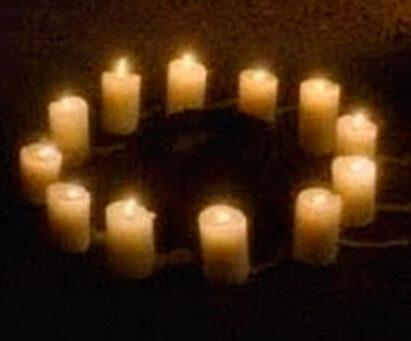 Tecnica astral con velas 6543308