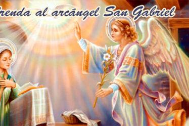 ofrendas para arcangel gabriel 1861515
