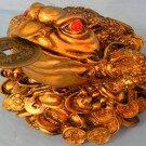 sapo de 3 patas chino amuletos de la suerte 135x135 6807827