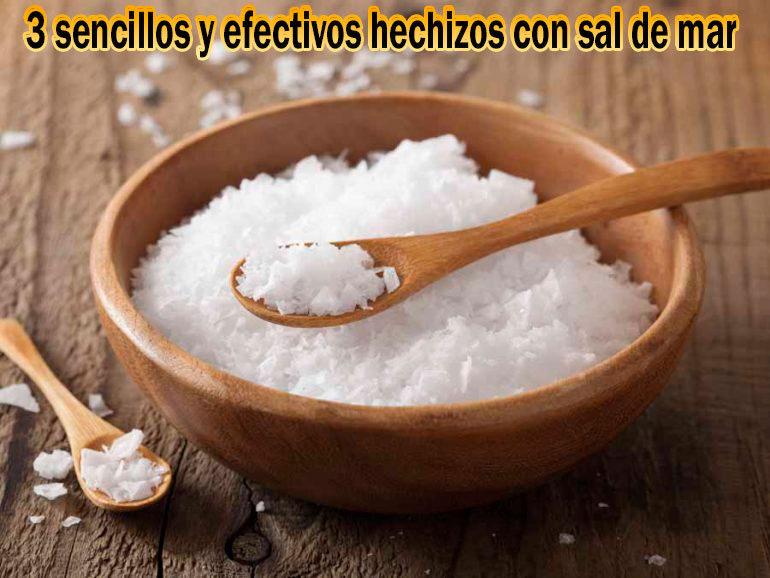 3 sencillos y efectivos hechizos con sal de mar 8744922