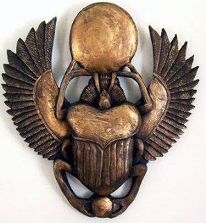 amuleto protector escarabajo egipcio 9715723