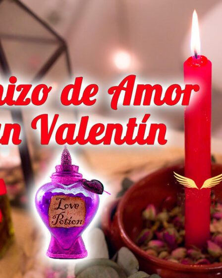 Hechizo amor atraer pareja en san valentin 5276916