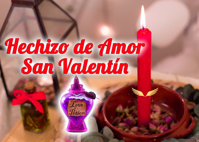 Hechizo amor atraer pareja en san valentin 4359086