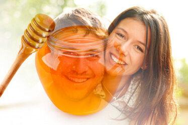 Hechizo de miel de amor para reforzar la pareja 2812137