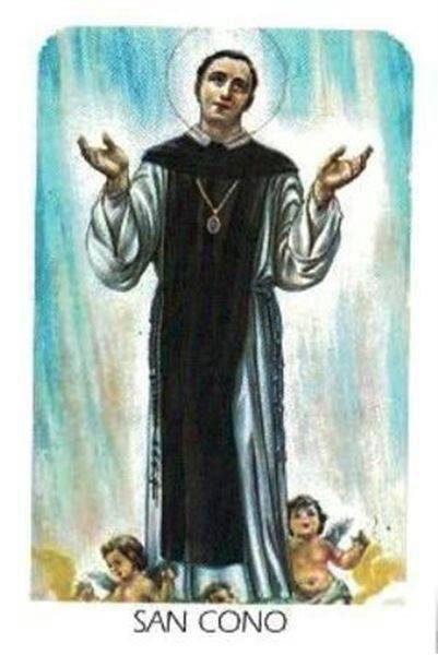 Oracion a San cono para la suerte el dinero y el trabajo 7116184