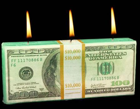 money candle 1 8361272