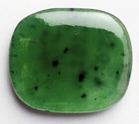 Amuleto de proteccion con una piedra Jade 5270088