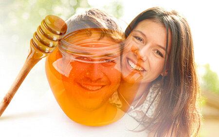 Hechizo de miel de amor para reforzar la pareja 3729650