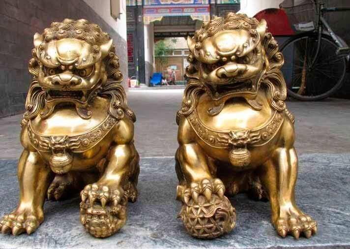 Los amuletos mas poderosos del mundo perros fu 4238959