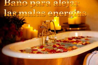Banos para alejar las malas energias 1878461