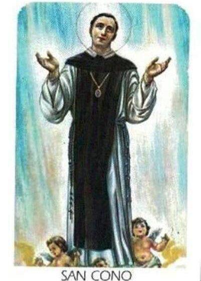 Oracion a San cono para la suerte el dinero y el trabajo 8222365