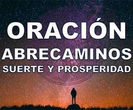 Oracion abrecaminos para el Amor dinero trabajo 4940064