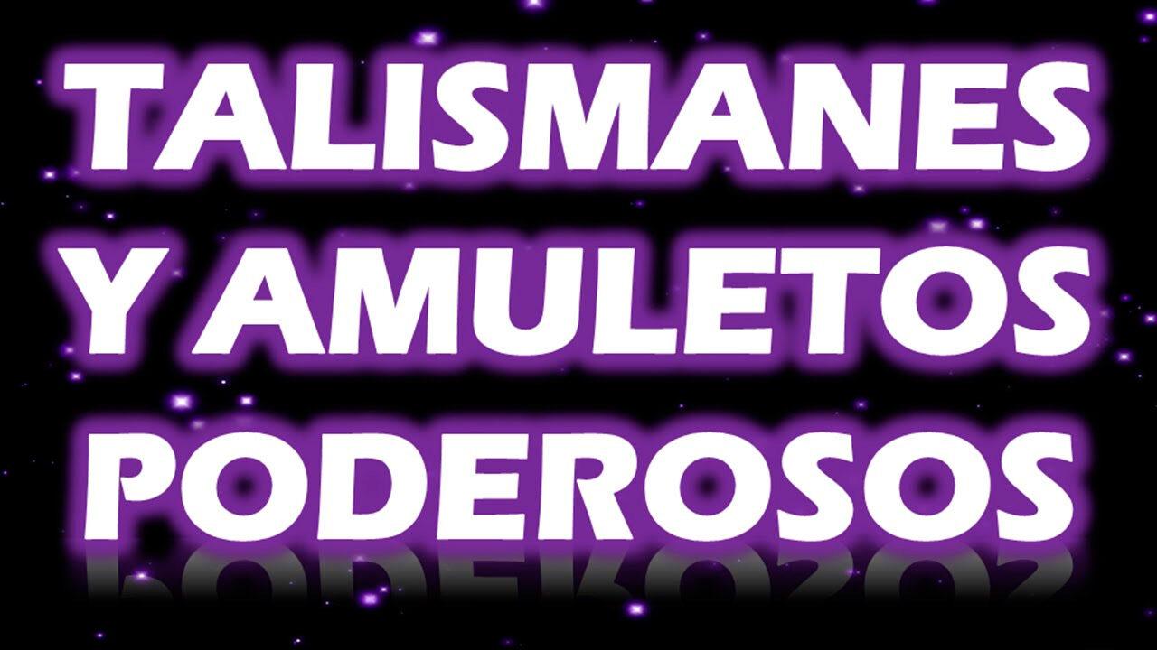 Amuletos y talismanes poderosos Proteccion Suerte Dinero 3328719